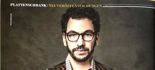 Omer Klein, Sleepwalkers - Mint 11