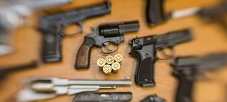 Neues Waffenregister: Zahl der Waffendiebstähle weniger alarmierend als angenommen