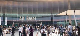 Religion in der Kunst und Kunst als Religion in Basel