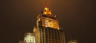 """Russland bezeichnet Beteiligung an Petro als """"Fake News"""""""