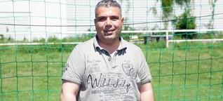 Fußball in Palästina: Der Torwart-Nationaltrainer aus der Kreisliga