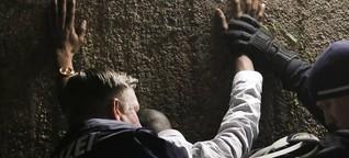 Bundespolizei und Racial Profiling: Warum wird nur er kontrolliert?