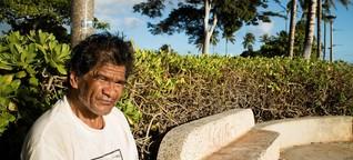 Homeless in a Hawaiian paradise