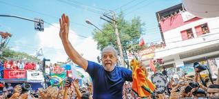 Lula da Silva: Heiliger der schwarzen Kassen