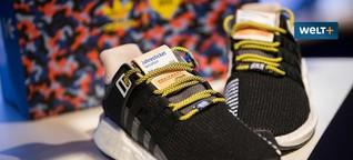 Sneaker sammeln: Lässt sich mit Schuhen Geld verdienen? - WELT