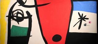 125. Geburtstag von Joan Miró - Maler einer anderen Wirklichkeit