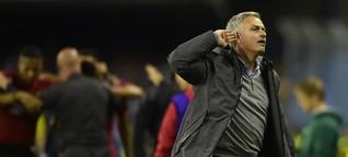 """""""The Changing One"""": Jose Mourinho will über Europa League in die Königsklasse"""