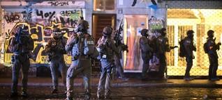 """Kriminologe über schärfere Polizeigesetze: """"Absolute Sicherheit gibt es nicht"""""""