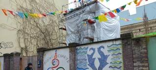 Berliner Buddhisten vollenden Stupa-Bau - Der Karma-Katalysator