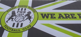 Vegan zum Erfolg: Forest Green Rovers gehen neue Wege