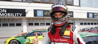 DTM: Audi bremst Wittmann aus - Mortara macht's nochmal spannend