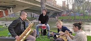 Die Band Buntspecht über Erfolg, ihr neues Album und den Donaukanal