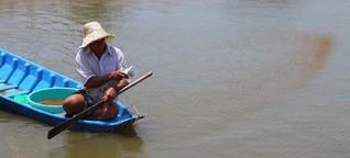 Vietnam im Garnelenrausch