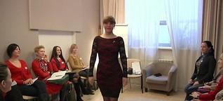 """Warum diese russische Frauen """"Luderschulen"""" besuchen"""