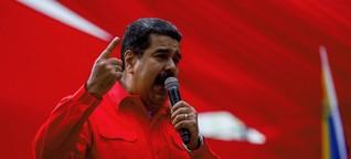 USA drängen zu Umsturz in Venezuela