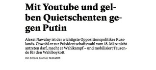 Opposition ohne Wahl