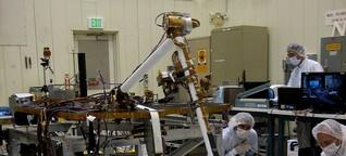 Insight: Die unerforschten Tiefen des Mars