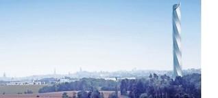 Eine Stadt wächst über sich hinaus