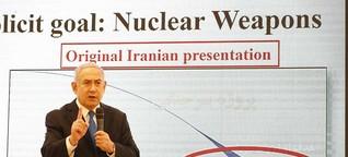 Netanjahu unbeeindruckt