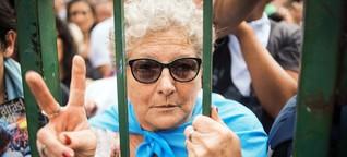 Argentinien: Dispo für die Gauchos