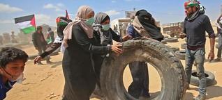 Israel macht die Hamas für die Toten von Gaza verantwortlich