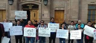 Fotoreporter Daniel Esqueda Castro ermordet in Mexiko aufgefunden