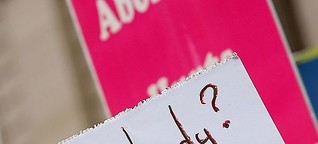 Schwangerschaftsabbruch: Die umstrittene Idee einer Abtreibungsstatistik