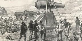 01.03.1879 - Salpeterkrieg zwischen Bolivien und Chile