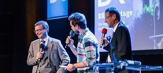 Jugendmedientag 2018: So war BR backstage im Bayerischen Rundfunk
