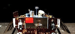 China's Chang'e lunar launch has backup of European space scientists