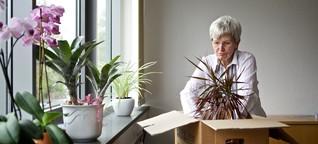 Rente: Mama hört auf
