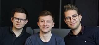 Immobilienportal Captain-Immo - Bonner Studenten wollen die Wohnungssuche revolutionieren