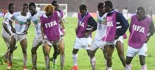 U17-WM in Indien: Kleiner Lichtblick in der Dunkelheit