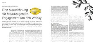 Switzerland´s Best Whisky Awards