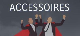 Accessoires -  Vom Stiefkind zum Superstar der Mode