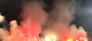 Im Chaos des serbischen Fußballs - Österreicher mittendrin
