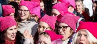 Über die Neuinterpretation einer Farbe - Feminismus in Rosa