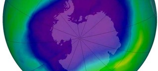 Umweltverbrechen: FCKW verhindert Schließung des Ozonlochs