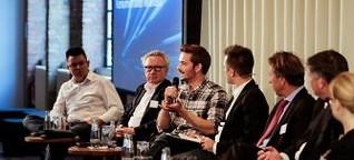 Telefónica-Trendstudie und Podiumsdiskussion in Berlin