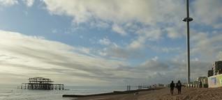 Brighton - Seebad zwischen Tradition und Exzentrik
