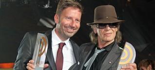Deutscher Radiopreis: Keine Gala ohne Gerresheim