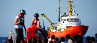 By refusing entry to migrant rescue ship, Italy and Malta reveal legal shortcomings