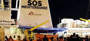 Darf Italien seine Häfen für Flüchtlinge schließen?