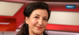"""Necla Kelek: """"Der Umgang mit Frauen ist eine Kompensation der eigenen Unterwerfung"""""""