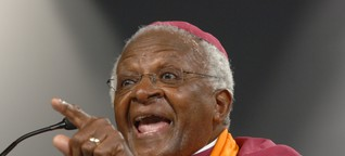 Fossil wird nach Friedensnobelpreisträger Tutu benannt