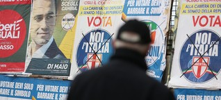 Wahlkampf in Italien: Kein Platz für die Mafia