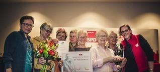 Magnus-Hirschfeld-Preis für RuT!