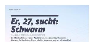Er, 27, sucht: Schwarm