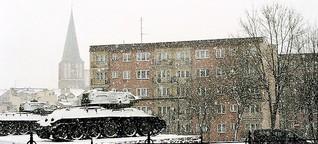 Geliebte Panzer