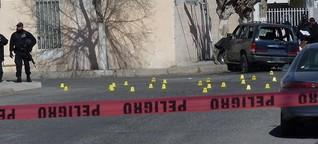 Candidatos bajo fuego cruzado en México